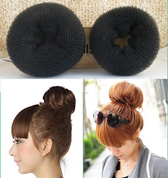 pl123 hair accessory hair maker coveredbuttons donuts meatball head bud tools cheap jewelry free shipping