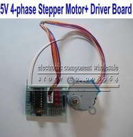 2pcs/set 20sets is 40pcs 28BYJ-48-5V 5V 4-phase Stepper Motor+ Driver Board (20pcs x Stepper motor +20pcsx ULN2003 Driver board)