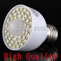 Free shipping home led bulb lamp 3.5W 45 SMD E27 LED Motion Sensor Bulb AC 85- 260V free shipping
