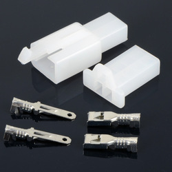 2 Way Electrical Connector (2.8mm) ALL TYPES AVAILABLE G0110(China (Mainland))