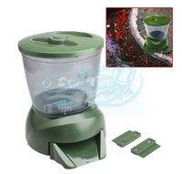 Gross Green Automatic Aquarium Digital Tank Pond Fish Food Feeder Feeding Timer