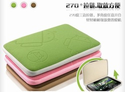 "Free Shipping cloth 8"" Protector Bag Pouch Cover sleeve Case For MID PDA Tablet PC 8 inch pouch case(China (Mainland))"