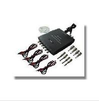 Free shipping 2pcs/lot Hantek 1008A 1008B 8  Channels PC USB Oscilloscope