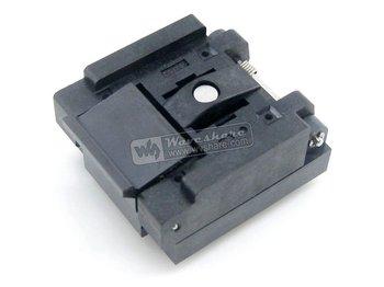 QFN28 MLP28 MLF28 QFN-28(36)BT-0.5-02 QFN Enplas IC Test Burn-in Socket Programming Adapter 0.5mm Pitch