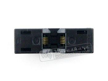 MSOP10 SSOP10 TSSOP10 656-0102211 Wells IC Test Burn-In Socket Programming Adapter 3mm Width 0.65mm Pitch