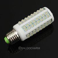Hot Sale E27 7W 220V 108 SMD LED Warm White Corn Spot Light Lamp Bulb NEW 80319 Free Shipping