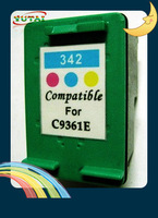Free Shipping Compatible and remanufactured ink cartridge for C9361E HP342