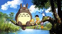 """04 my neighbor totoro cartoon movie 24""""x14"""" Poster"""