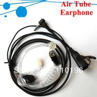 5pcs/lot freeshipping walky talky headset  for Vertex radio walkie talkie VX-300, VXF-1, VX-410, VX-420