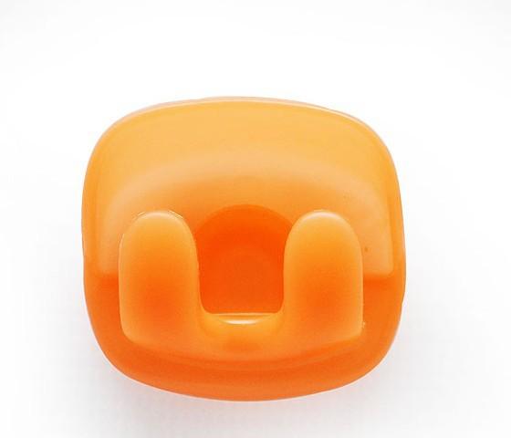 Hot Sale bathroom accessories razor frame vacuum cup shaver holder innovative ABS plastic sucker tooth brush holder(China (Mainland))