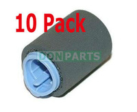 Free Shipping 10 pack Pickup Roller for HP LaserJet 4200 4250 4300 4350 P4014 P4015 Feed Roller Tray 2 3 RM1-0037