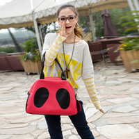 2013 Women's handbag bag cartoon bag casual travel bag female