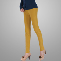2013 ol elegant legging female spring and summer candy plus size trousers ankle length trousers qd23103