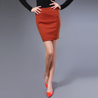 New arrival short skirt spring casual bust skirt slim hip a-line skirt female ql23119