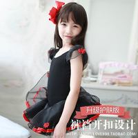 1303 dance skirt ballet skirt leotard costume