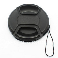 Free Shipping + Tracking Number 72mm Snap-on Front Lens Cap Cover for Canon Nikon Olympus Sony Pentax Sigma Lens