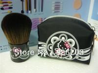 2013 Makeup Cosmetic Stippler Mineral Brush Blush Foundation Powder Beauty