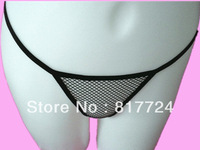 Free Shipping Women G string thong sexy Fishnet Web Style Hot Sale Lingerie underwear cute T-back