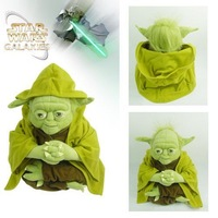 "Star Wars YODA 11"" Soft Stuffed Plush Doll ToySoft Stuffed Plush Doll Toy"