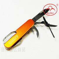 Japan outdoor multifunctional knife folding knife multifunctional tool knife fruit knife 5751