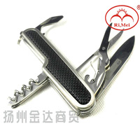 Japan 5715 multifunctional knife stainless steel multifunctional knife 8 big function knife