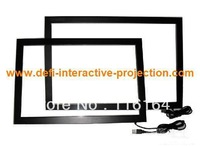 40 inch Multi Touch Screen Overlay IR Touch Screen Kit/ IR Frame,CE FCC ROHS