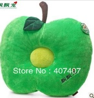 Free shipping  Apple hold pillow girl beautiful buttock  seat back cushion pad office 43CM*35CM