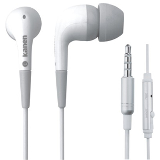 New  High Quality  Stereo Headphone/Earphone for iphone, MP3,PC,PADs with MIC  Free shipping