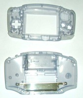 Clear Full Housing Shell for Nintendo Gameboy Advance  Replacement shell