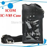Freeshipping Multi-function Case Holder for IC-V80 V85 IC V87 two way radio on Duty Walkie talkie two way Ham Radio Eshow
