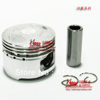 GY6 60CC Scooter 44MM High Performance Piston Set(Not Included Piston Ring),Free Shipping