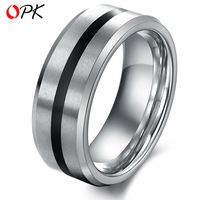 OPK JEWELRY Tungsten Carbide  Ring Jewellry Brand new design antique rings new arrival 228