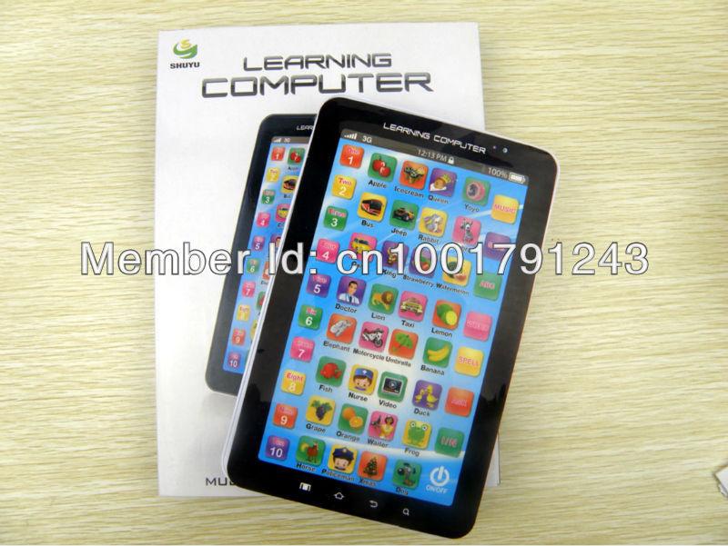 Free Shipping 2013 New Samsung Y Pad toys English Learning Machine,Y Pad Series English tablet P1000 educational toys,50PCS/Lot(China (Mainland))