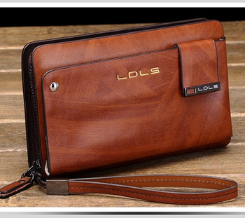 HOT SALE men new style GENUINE LEATHE wallets+Wholesale BRAND fashion handbags+high quality wallets FREE SHIPPING+ELEGANT GIFT