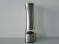 Stainless Steel Manual Salt and Pepper Mill Grinder for cooking kitchen