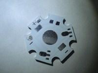 AMC7135 aluminum plate/LED cooling plate / 1 * (1 w, 3 w)