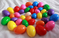 Good recommend! free shipping20  Pure color Easter egg