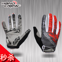 Handcrew flame oscar 2 bicycle gloves mountain bike long gloves full