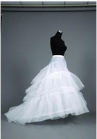 Wedding bridal Gown Train Petticoat / Crinoline / Underskirt