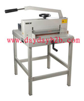 450 large format manual paper cutter