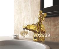 Free shipping beauty  faucet  bathroom sensor faucet  Automatic Sensor Faucet   infrared  beauty  faucet