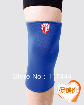 Outdoor sports protective clothing basketball football fitness sports kneepad four sides elastic set
