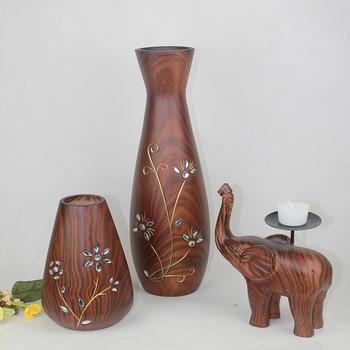 Elephant decoration mousse fashion home resin decoration wedding gift mousse candle