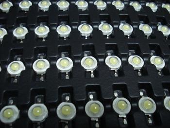 1W LED chip Bead Emitter 1 Watt led lighting beads