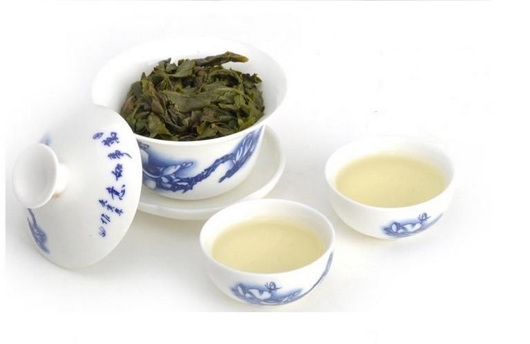 wholesale free shipping 1000g semifermented Fujian Anxi Tie Guan Yin Oolong tea weight lose Tea(China (Mainland))