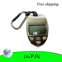 Free shipping! Electronic Golf Stoke Swing Shot Score Counter Keeper Scoring Count Recording