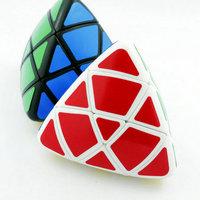 LanLan Pyramorphix  Competite Speeding Smooth Magic Puzzle Cube Children Education Toys Game Gift