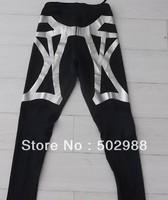 Free shipping AD TECHFIT POWERWEB training jumping pants,tackling pants,men's sports training leggings