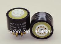 6CGF TO 6SN7  Vacuum tube adapter socket converter