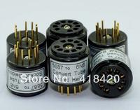 5687 TO 6N6    Vacuum tube adapter socket converter